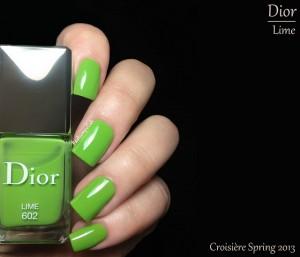 Dior Lime #602